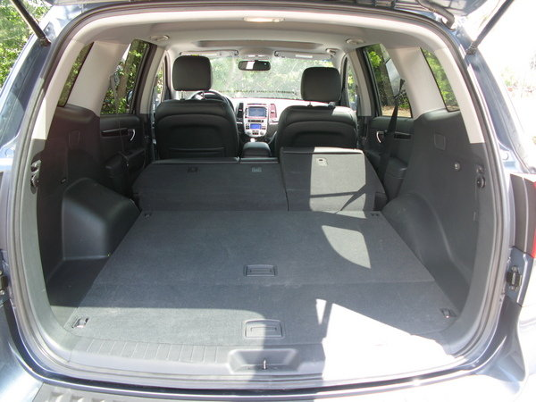 2008 hyundai santa fe limited awd review top speed. Black Bedroom Furniture Sets. Home Design Ideas