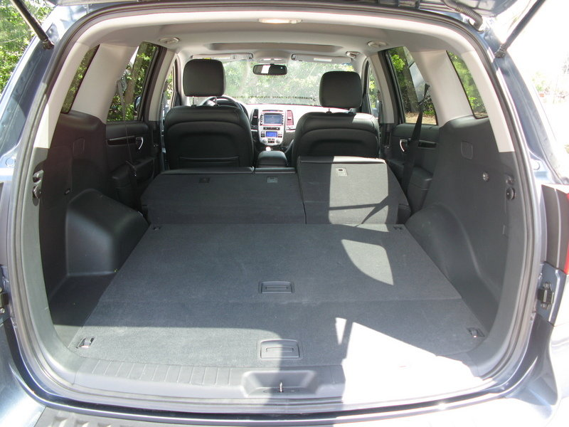 hyundai santa fe reviews specs prices photos and videos top speed. Black Bedroom Furniture Sets. Home Design Ideas
