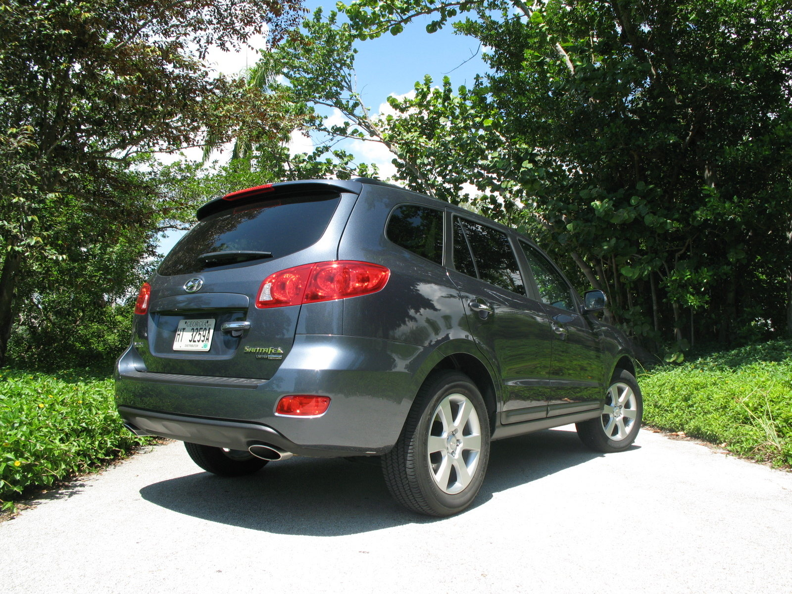 2008 hyundai santa fe limited awd picture 261828 car review top speed. Black Bedroom Furniture Sets. Home Design Ideas