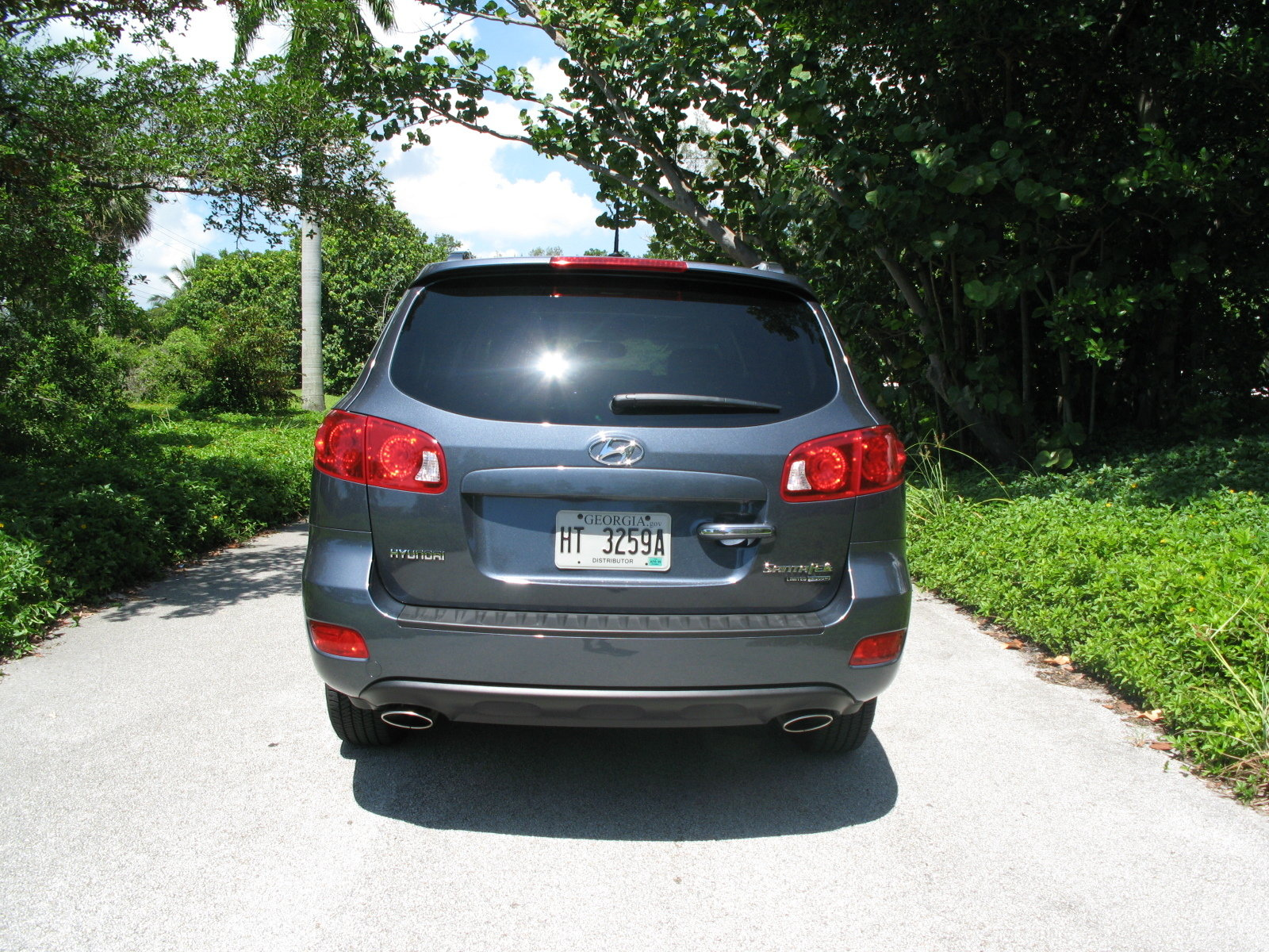 2008 hyundai santa fe limited awd picture 261829 car review top speed. Black Bedroom Furniture Sets. Home Design Ideas