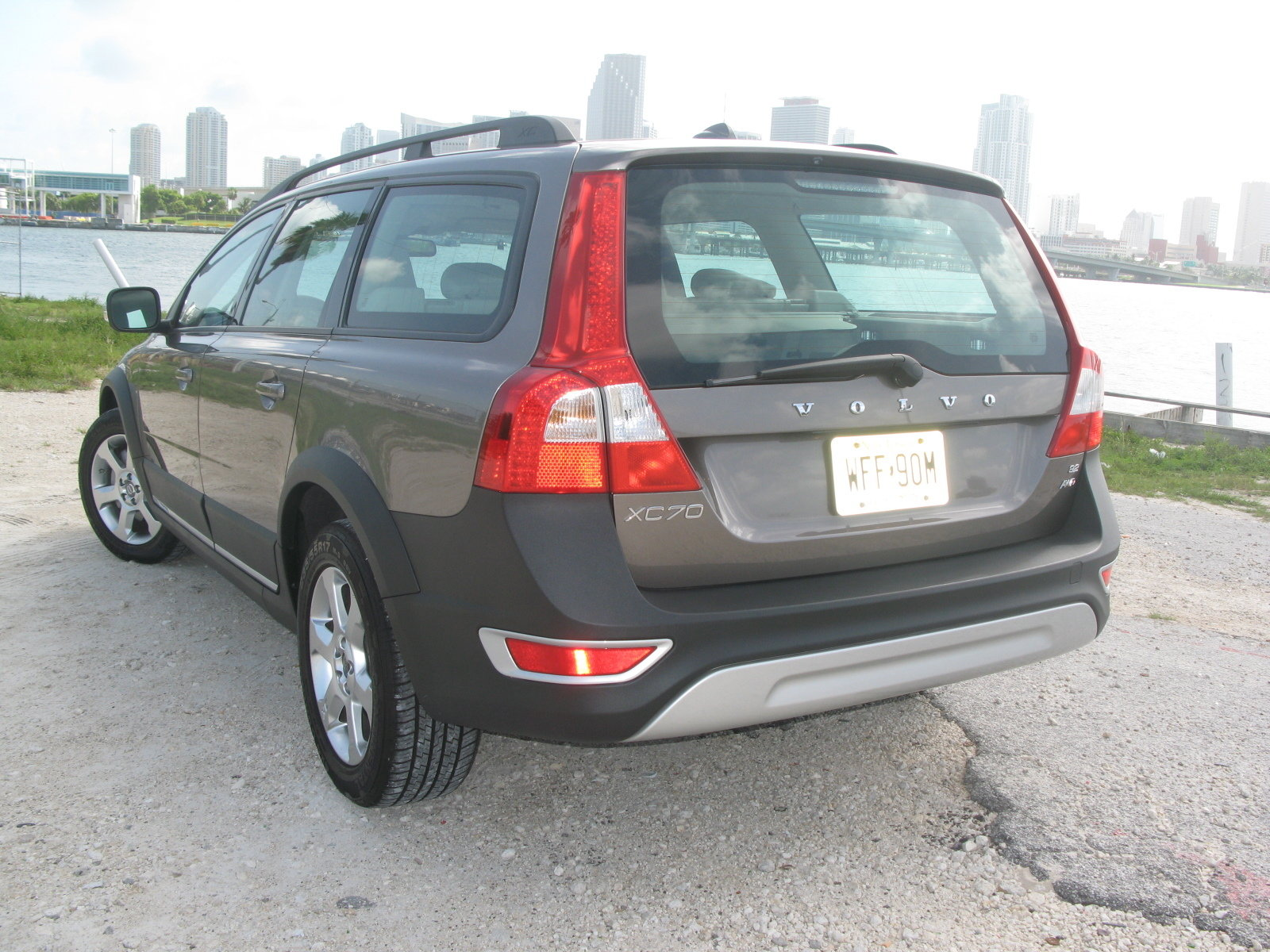 2008 volvo xc70 picture 265502 car review top speed. Black Bedroom Furniture Sets. Home Design Ideas