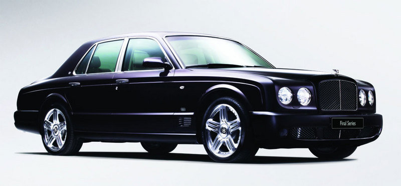 2009 Bentley Arnage Final Series