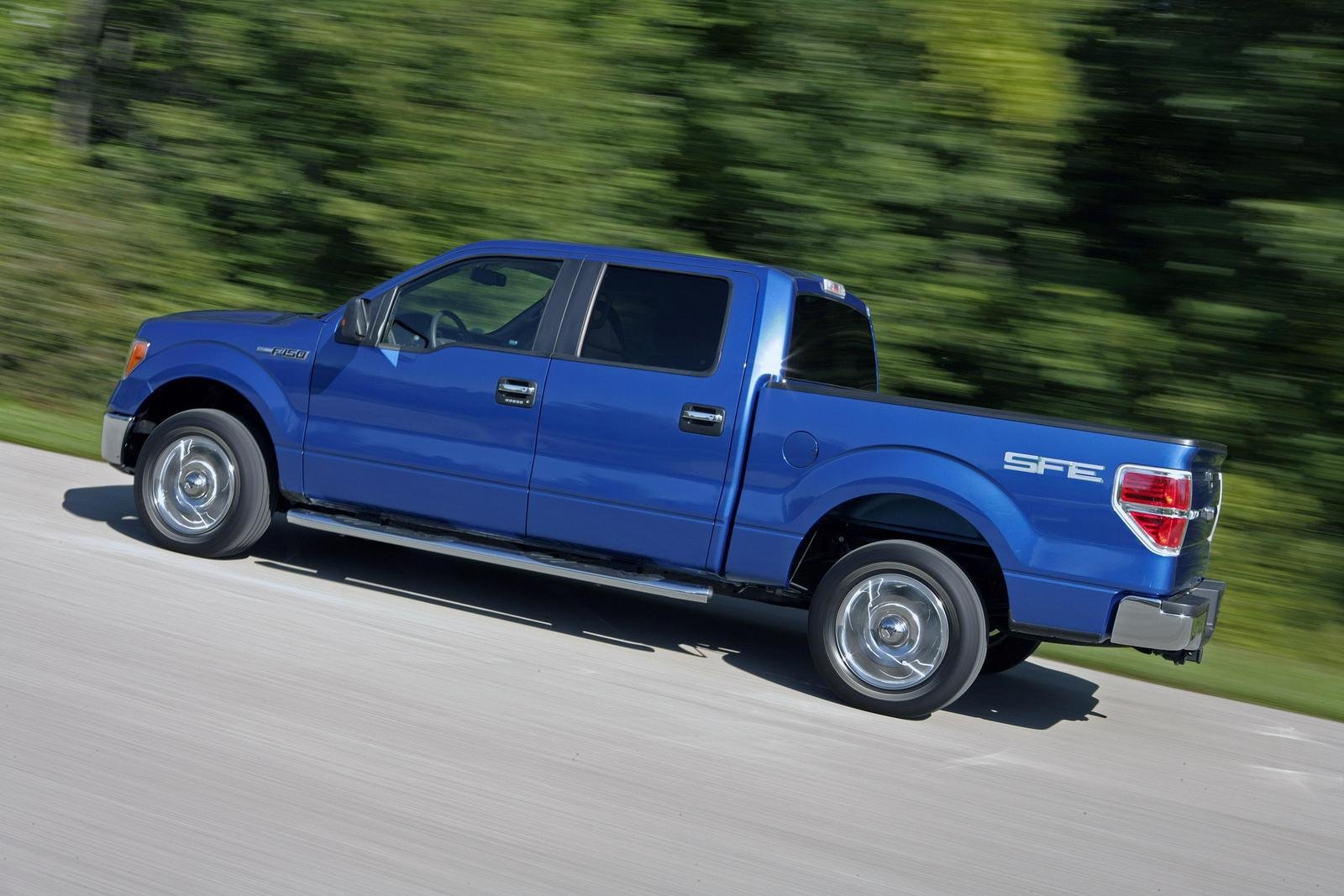 2009 ford f150 on sale in october fuel economy improved by 8 picture 264300 car news top. Black Bedroom Furniture Sets. Home Design Ideas