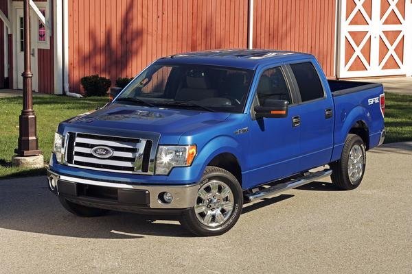 2009 ford f150 on sale in october fuel economy improved by 8 news top speed. Black Bedroom Furniture Sets. Home Design Ideas