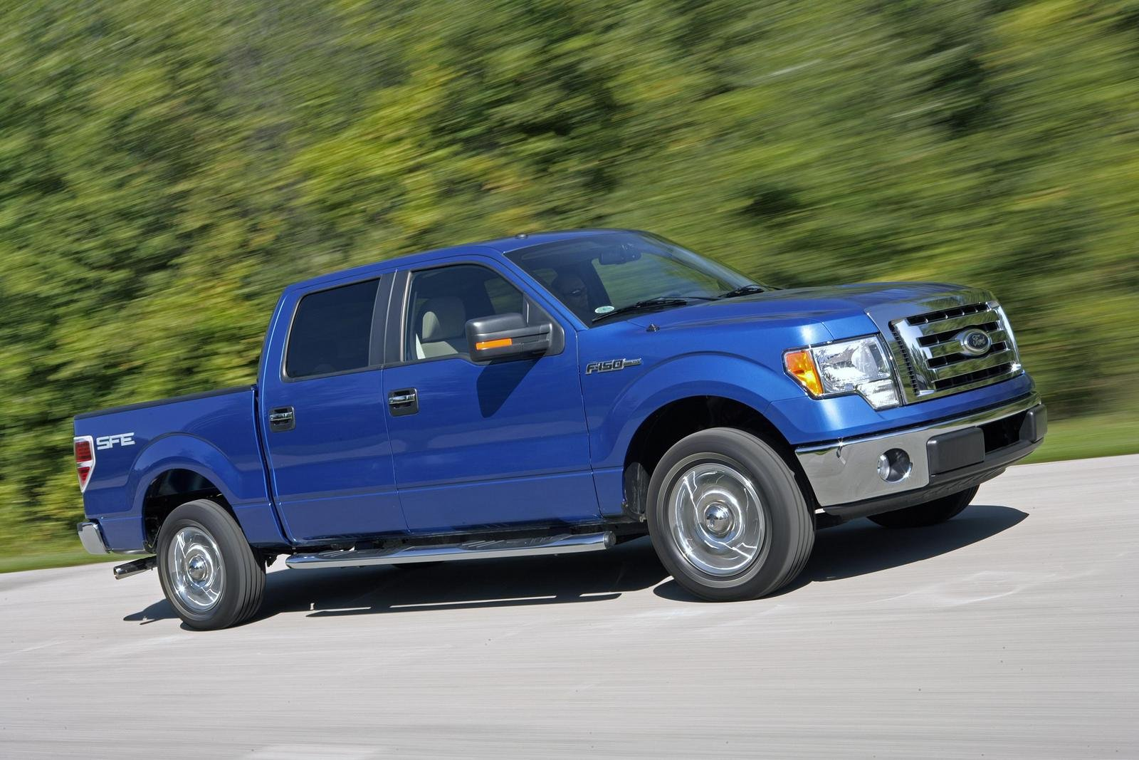 2009 ford f150 on sale in october fuel economy improved by 8 picture 264304 car news top. Black Bedroom Furniture Sets. Home Design Ideas