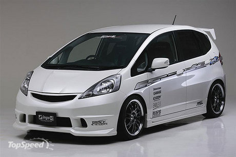 Exceptional Honda Fit Sport (2009)
