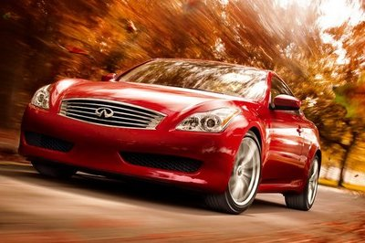 2009 Infiniti G37 Coupe - pricing announced