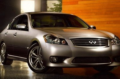 2009 Infiniti M will get more power