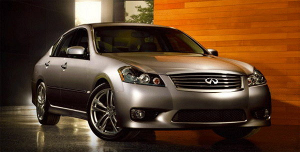 2009 infiniti m will get more power picture