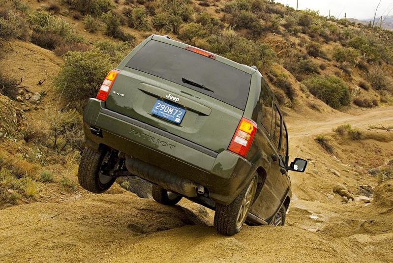 2009 Jeep Patriot - image 261872
