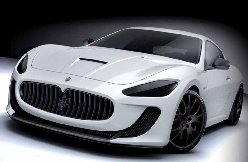 Maserati granturismo reviews specs prices page 4 top speed 2009 maserati granturismo mc corse concept sciox Image collections