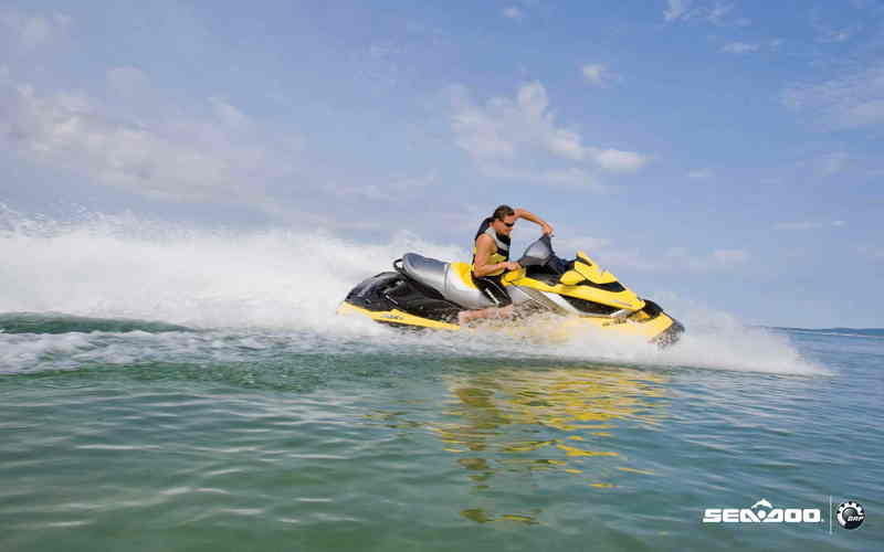 2009 Sea-Doo RXT iS