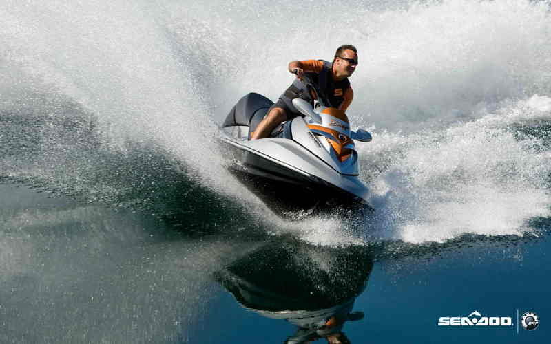 2009 Sea-Doo RXT-X