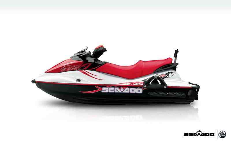 2009 Sea-Doo Wake