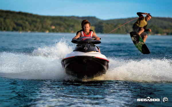 2009 Sea Doo Wake Pro Review Top Speed
