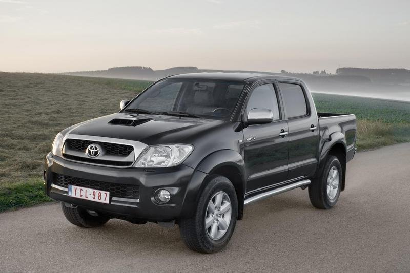2009 Toyota Hilux Pictures Photos Wallpapers Top Speed