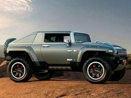 hummer h4 coming in 2012 picture