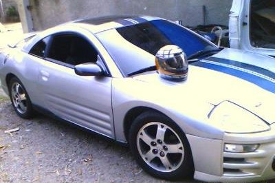 project mitsubishi eclipse gs 2003