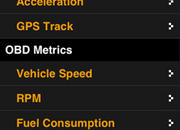 iPhone application allows monitoring of vehicle performance - image 265553