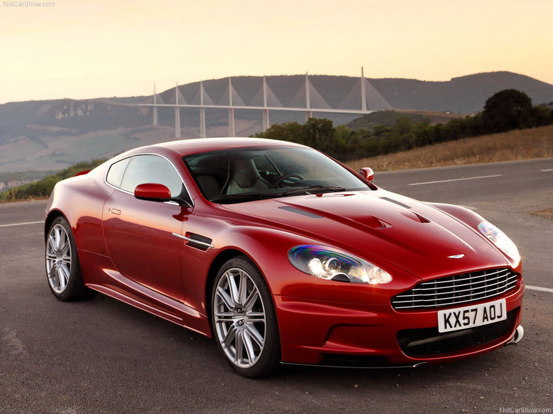 Aston Martin DBS gets new Touchtronic gearbox