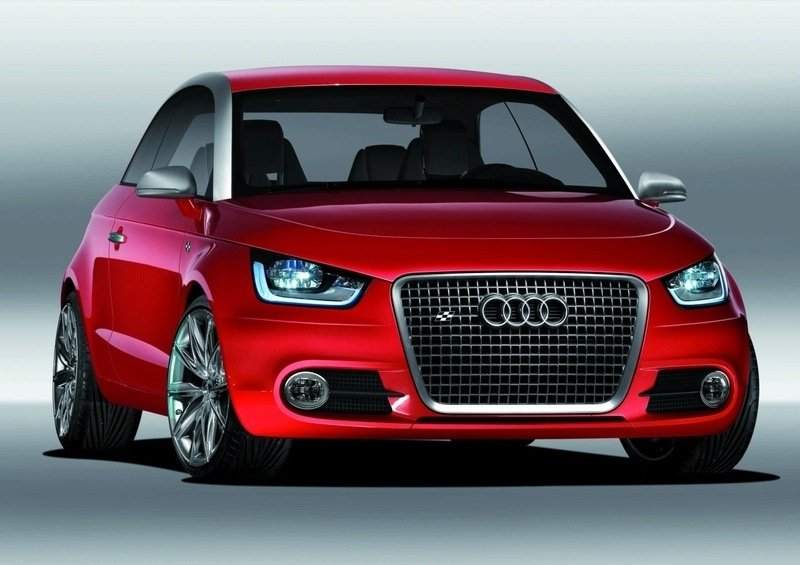 Audi A1 5door hatch to be revealed in Paris