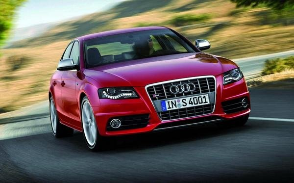 audi s4 sedan on sale in usa in fall 2009 picture