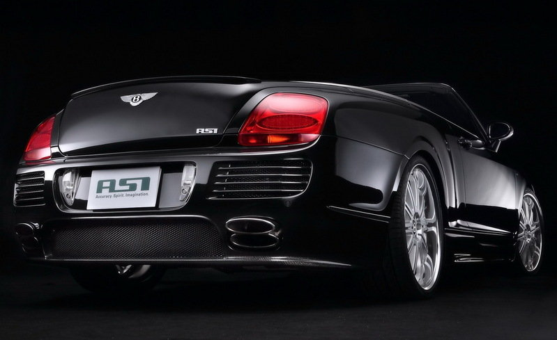 Bentley Continental GTC by ASI - image 264061