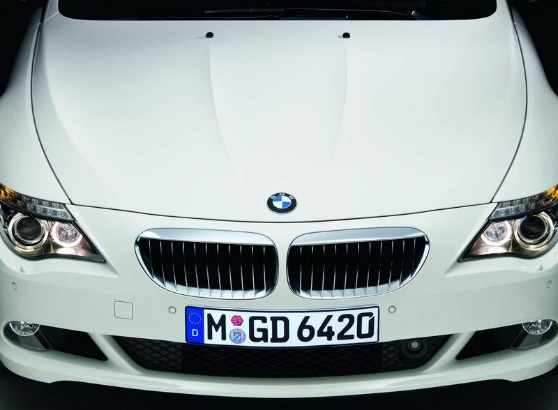 BMW 6-Series with Sports Package