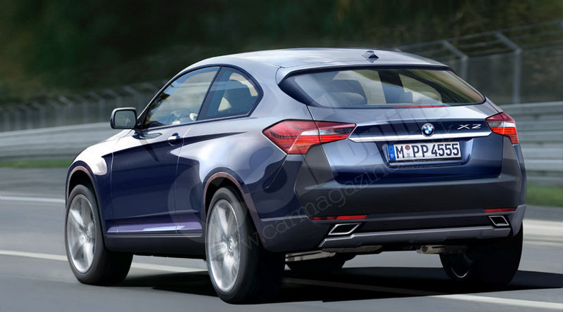 BMW X2 coming in 2011?