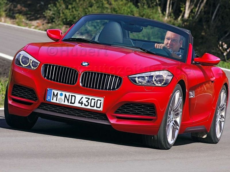 BMW Z2 coming in 2012?