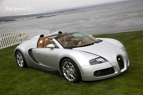 Bugatti announced pricing on the 2009 Veyron 16.4 Grand Sport. The supercar