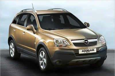 Chevrolet Captiva and Opel Antara by Lexmaul Tuning