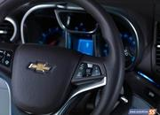 Chevrolet Orlando Concept photos emerge on the internet - image 265437