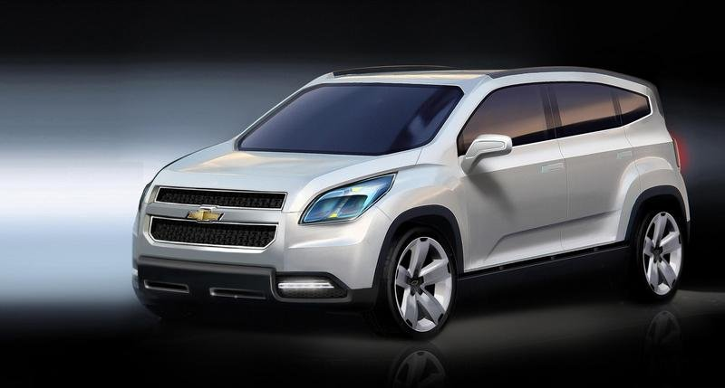 Chevrolet Orlando production version will not come to USA