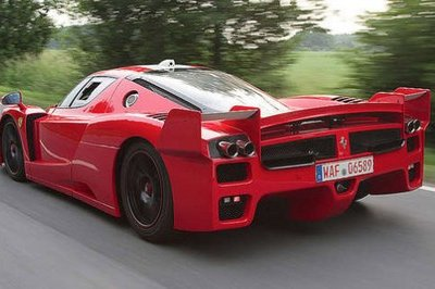 Edo Competition makes the Ferrari FXX street-legal