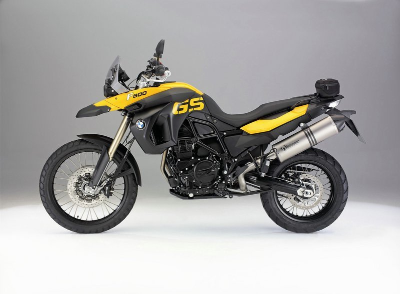 Finally, U.S. BMW Motorrad dealers get the much-awaited 2009 F 800 GS
