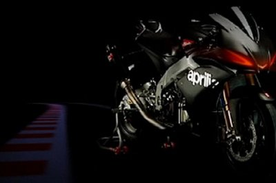 First official video of the 2009 Aprilia RSV4