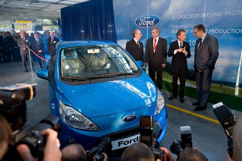 Ford Ka production begins
