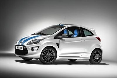 Ford Ka ST coming in 2010