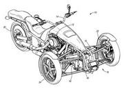 Harley-Davidson leaning trike patents to materialize into concept - image 265856