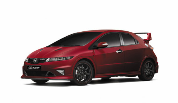honda civic 5d mugen picture