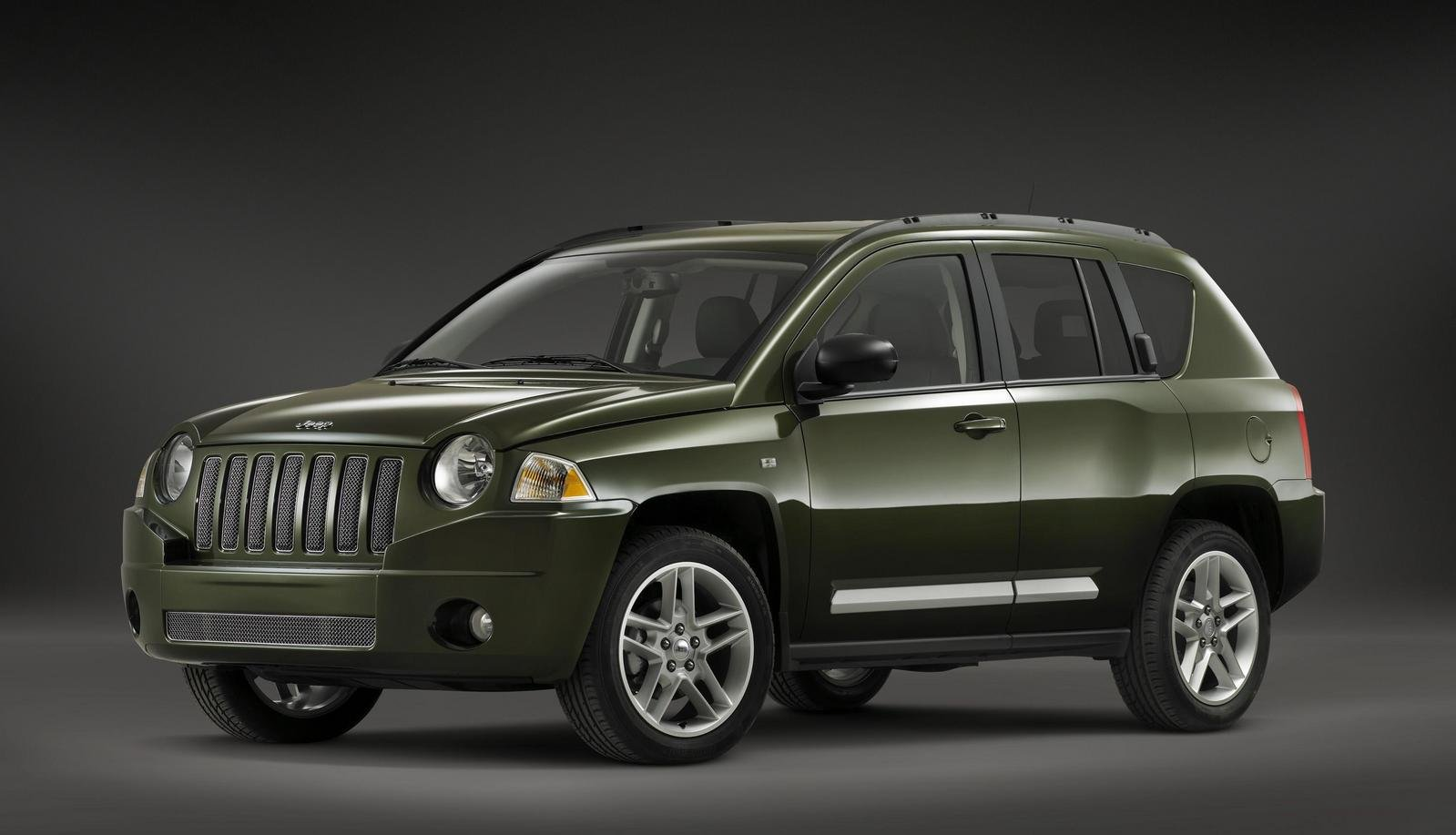 Best performance of jeep compass sport car