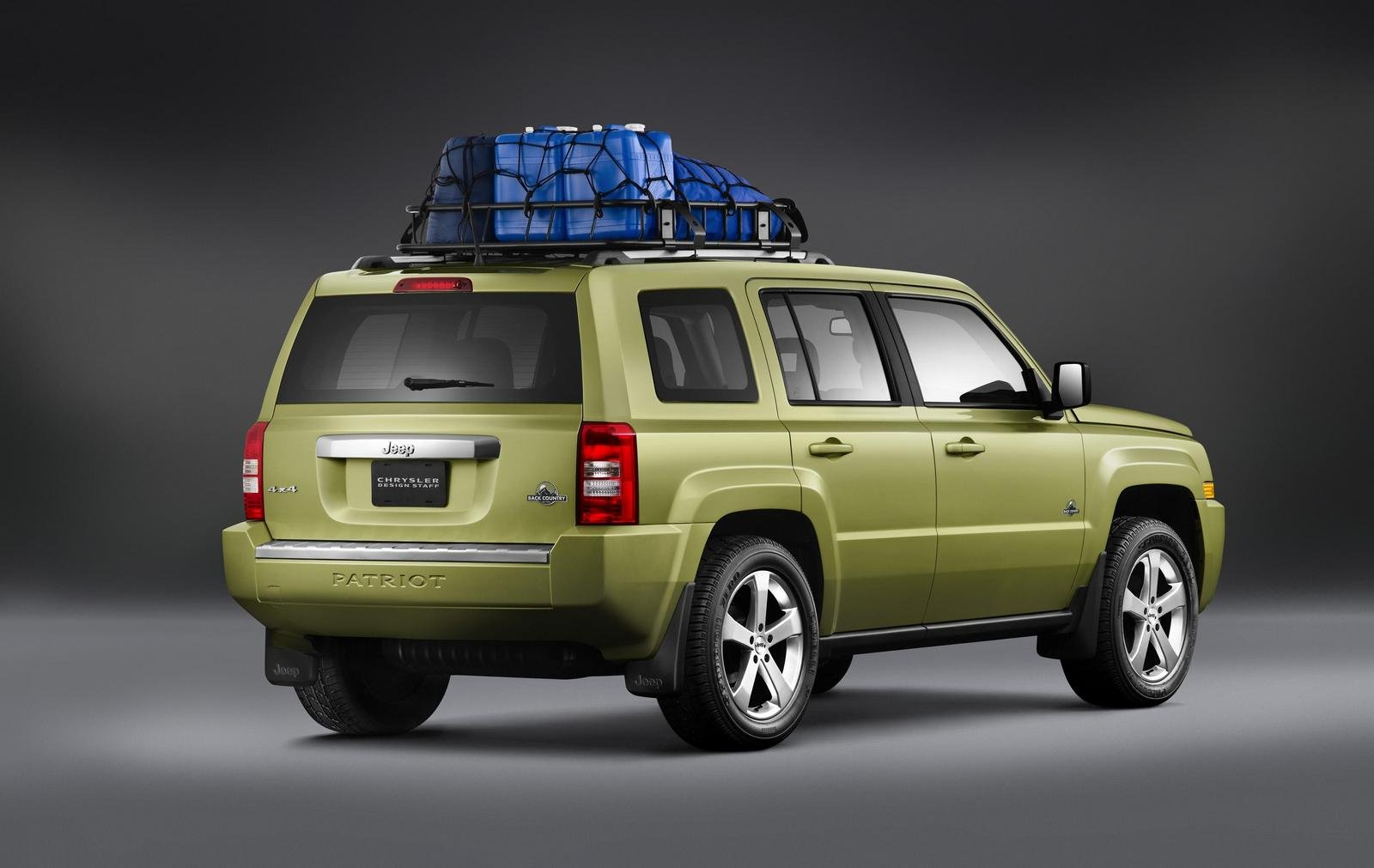 2008 jeep patriot back country concept picture 265114. Black Bedroom Furniture Sets. Home Design Ideas