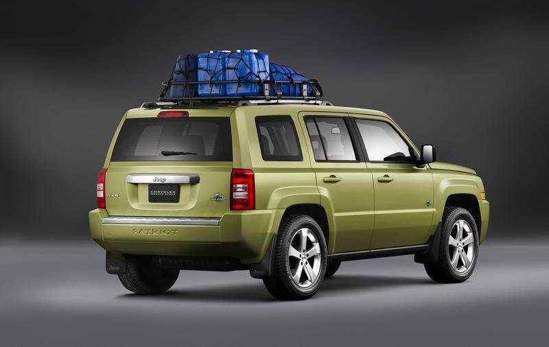 2008 Jeep Patriot Back Country Concept - image 265114
