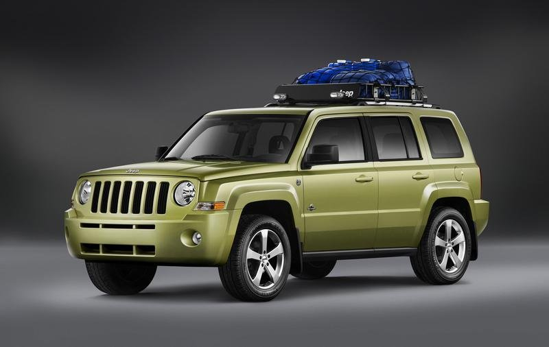 2008 Jeep Patriot Back Country Concept