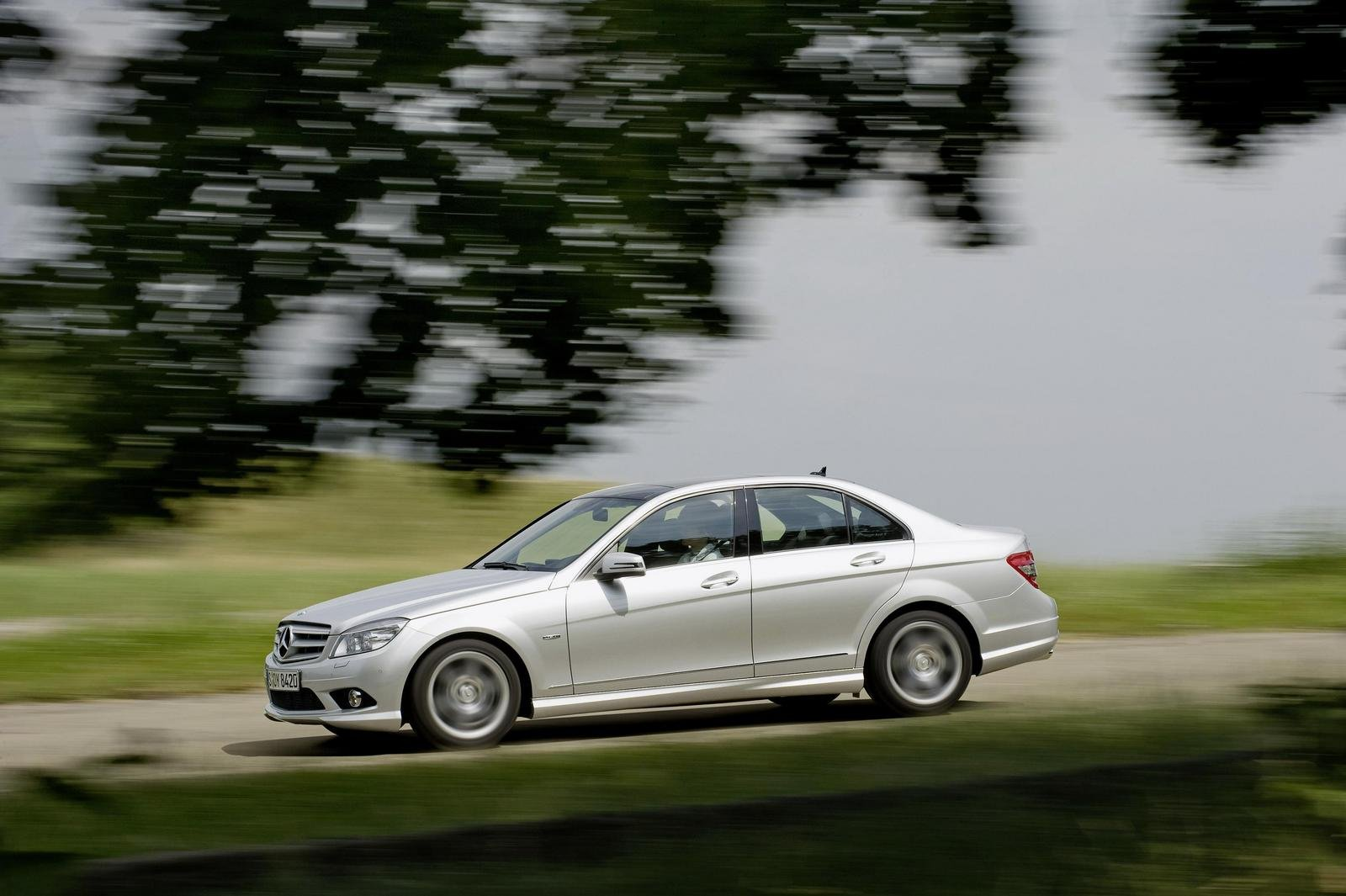 2008 mercedes c250 cdi blueefficiency prime edition for Prime motor cars mercedes benz