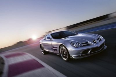 Mercedes McLaren SLR Roadster 722 S confirmed