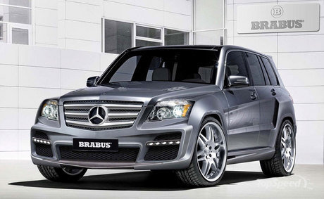 new mercedes glk concepts to debut at sema