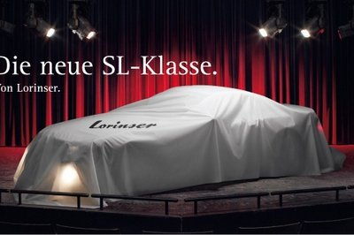 New Mercedes SL by Lorinser to debut at Automechanika