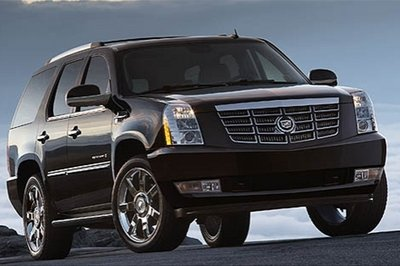 Next Escalade will go Lambda?